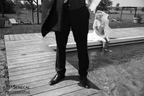 Photographe mariage - Yves Sénécal  - photo 26