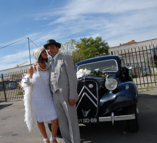Photographe mariage - CHRIS PHOTO- REPORTAGE - photo 5