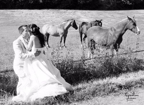 Photographe mariage - CAROLINE PIERRE - photo 4