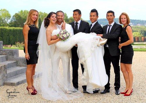 Photographe mariage - CAROLINE PIERRE - photo 3