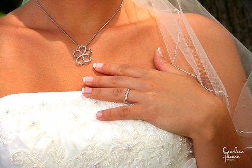 Photographe mariage - CAROLINE PIERRE - photo 1