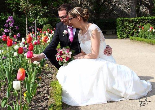 Photographe mariage - CAROLINE PIERRE - photo 9
