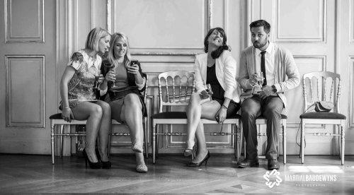 Photographe mariage - Baudewyns Martial - photo 3