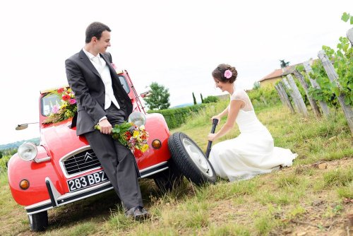 Photographe mariage - Azaliya de Penguern - photo 27