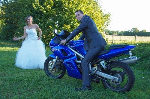 Photographe mariage - Myriam Photographies - photo 6