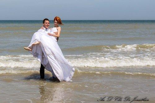 Photographe mariage - Au D'Clic de jonathan - photo 11