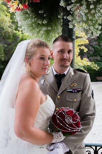 Photographe mariage - Au D'Clic de jonathan - photo 8