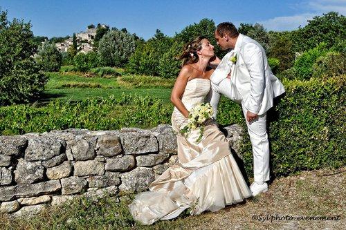 Photographe mariage - Syl'photo-Evènement - photo 13