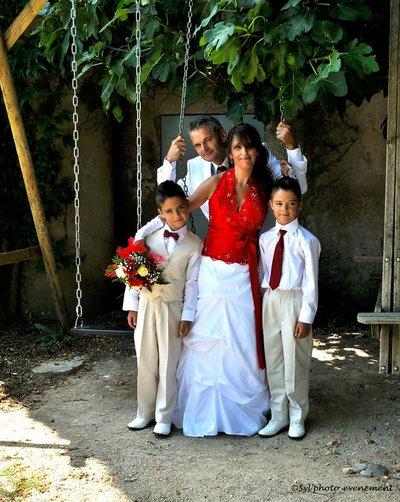 Photographe mariage - Syl'photo-Evènement - photo 4