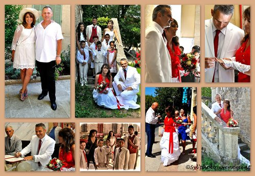 Photographe mariage - Syl'photo-Evènement - photo 1