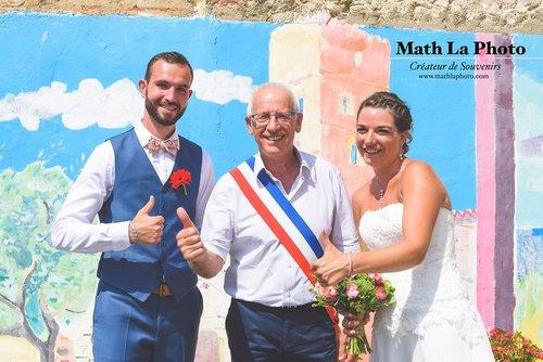 Photographe mariage - Math La Photo ( Mr SANCHEZ )  - photo 5