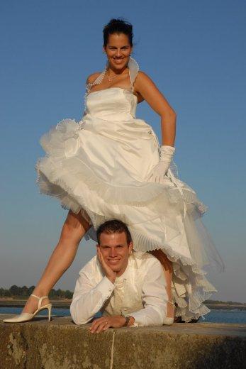 Photographe mariage - DOMINIQUE ROBIN  / PHOTOGRAPHE - photo 58