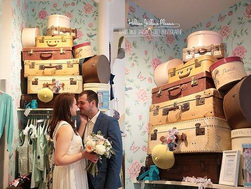 Photographe mariage - Dans mon Jardin Secret  - photo 44