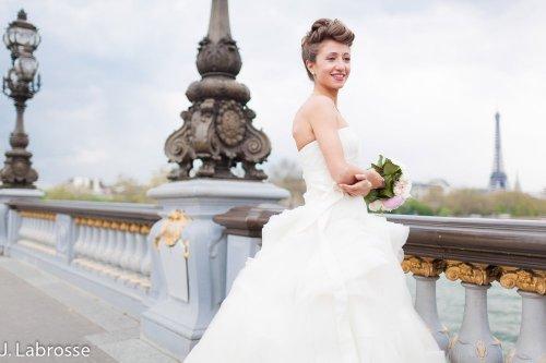Photographe mariage - Julien Labrosse - photo 22