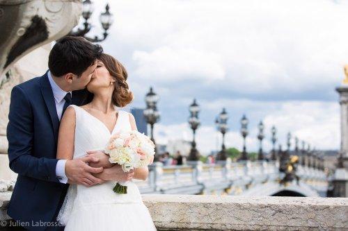 Photographe mariage - Julien Labrosse - photo 6