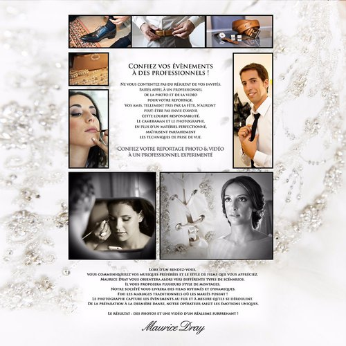 Photographe mariage - AZUR PRODUCTION VIDEO - photo 3