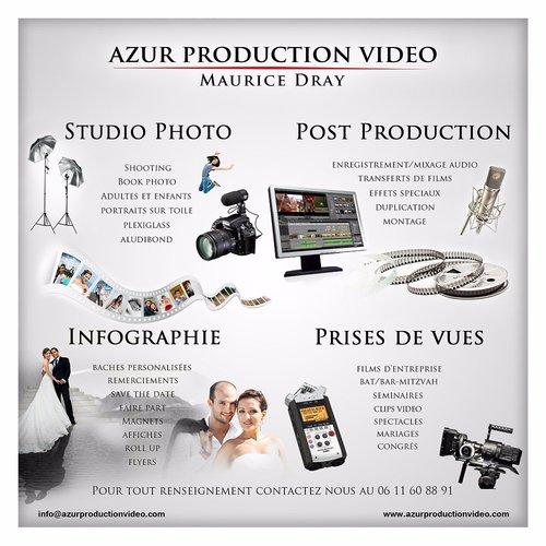 Photographe mariage - AZUR PRODUCTION VIDEO - photo 78
