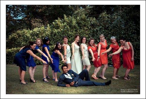 Photographe mariage - NOELLE BALLESTRERO PHOTOGRAPHE - photo 42