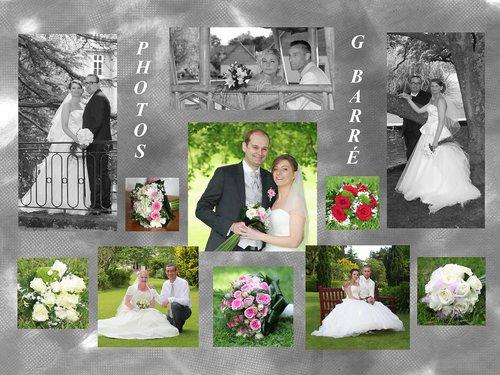 Photographe mariage - STUDIO PHOTO BARRE - photo 1