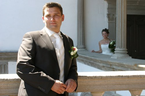 Photographe mariage - Gaëlle DESCHAMPS - photo 6