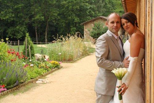 Photographe mariage - Gaëlle DESCHAMPS - photo 14