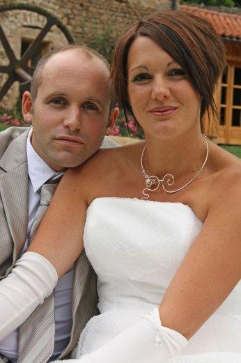 Photographe mariage - Gaëlle DESCHAMPS - photo 12