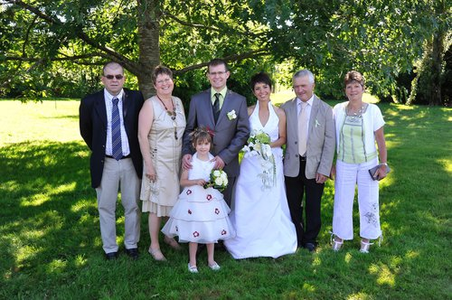 Photographe mariage - Chamfroy Laurence - photo 16