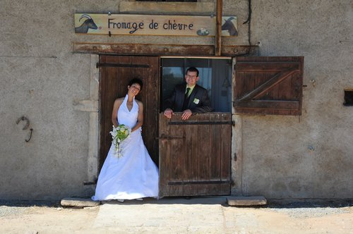 Photographe mariage - Chamfroy Laurence - photo 14