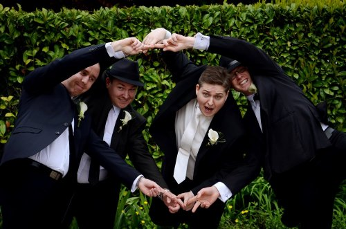 Photographe mariage - Studio Grampa photographie - photo 4