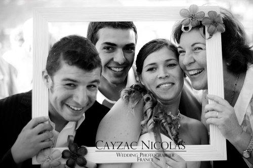 Photographe mariage - cayzac Nicolas - photo 6