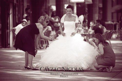 Photographe mariage - cayzac Nicolas - photo 4