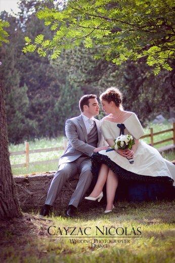 Photographe mariage - cayzac Nicolas - photo 5
