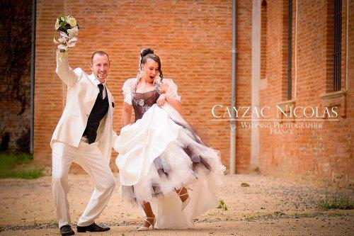Photographe mariage - cayzac Nicolas - photo 3