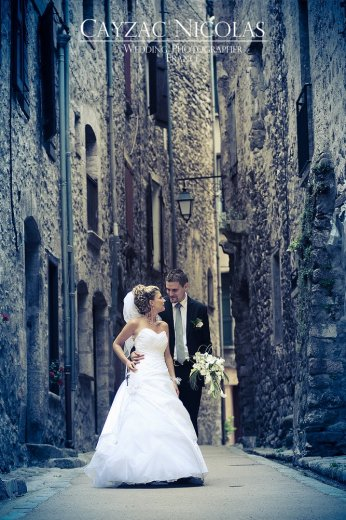 Photographe mariage - cayzac Nicolas - photo 2
