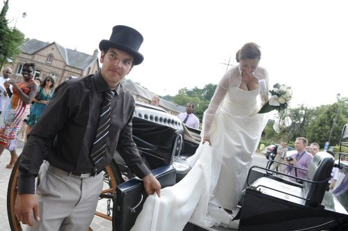 Photographe mariage - Chris Biau - Photographe  - photo 4