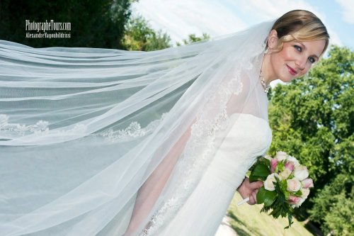 Photographe mariage - Photographe Tours - photo 11