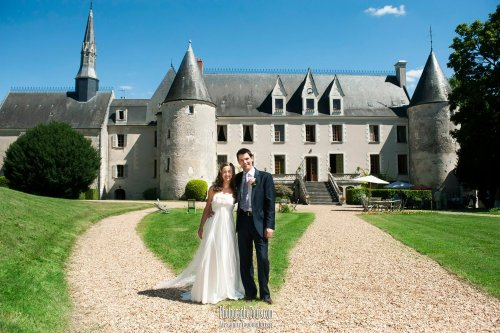 Photographe mariage - Photographe Tours - photo 8