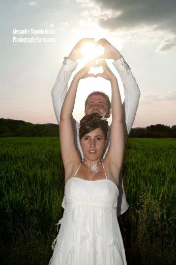 Photographe mariage - Photographe Tours - photo 14