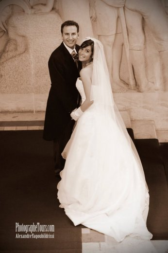 Photographe mariage - Photographe Tours - photo 41