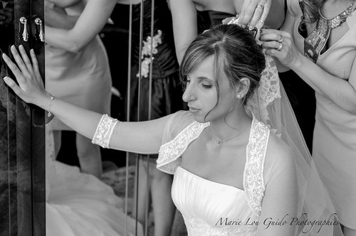 Photographe mariage - Marie Lou GUIDO Photographe - photo 5