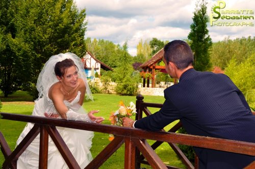Photographe mariage - Sébastien PERRETTE  - photo 34