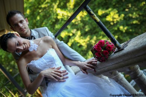 Photographe mariage - Vincent CHEZEAU - photo 18
