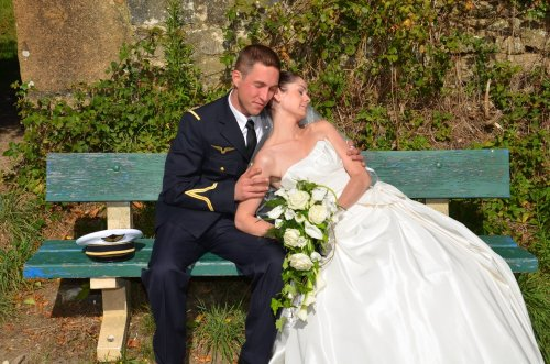 Photographe mariage - BREIZH-PHOTOS W.Pedesseau - photo 7
