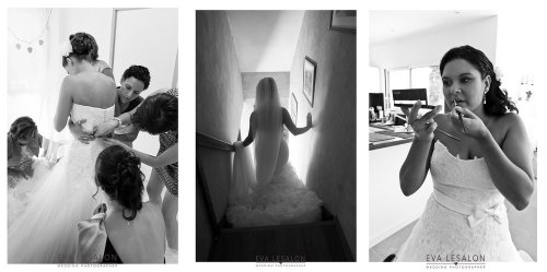 Photographe mariage - Eva Lesalon photographies  - photo 21
