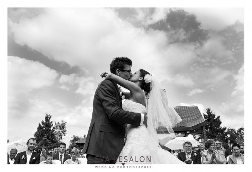 Photographe mariage - Eva Lesalon photographies  - photo 14
