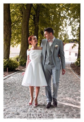 Photographe mariage - Eva Lesalon photographies  - photo 9