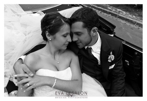 Photographe mariage - Eva Lesalon photographies  - photo 3
