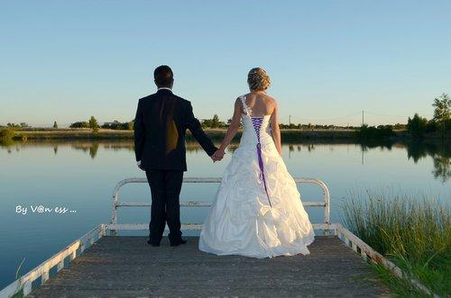 Photographe mariage - duflot vanessa - photo 12