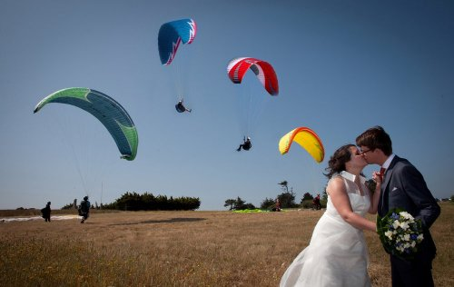 Photographe mariage - Jean Le Guillou Photographe - photo 1