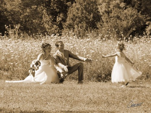 Photographe mariage - CHA CLIK - photo 12